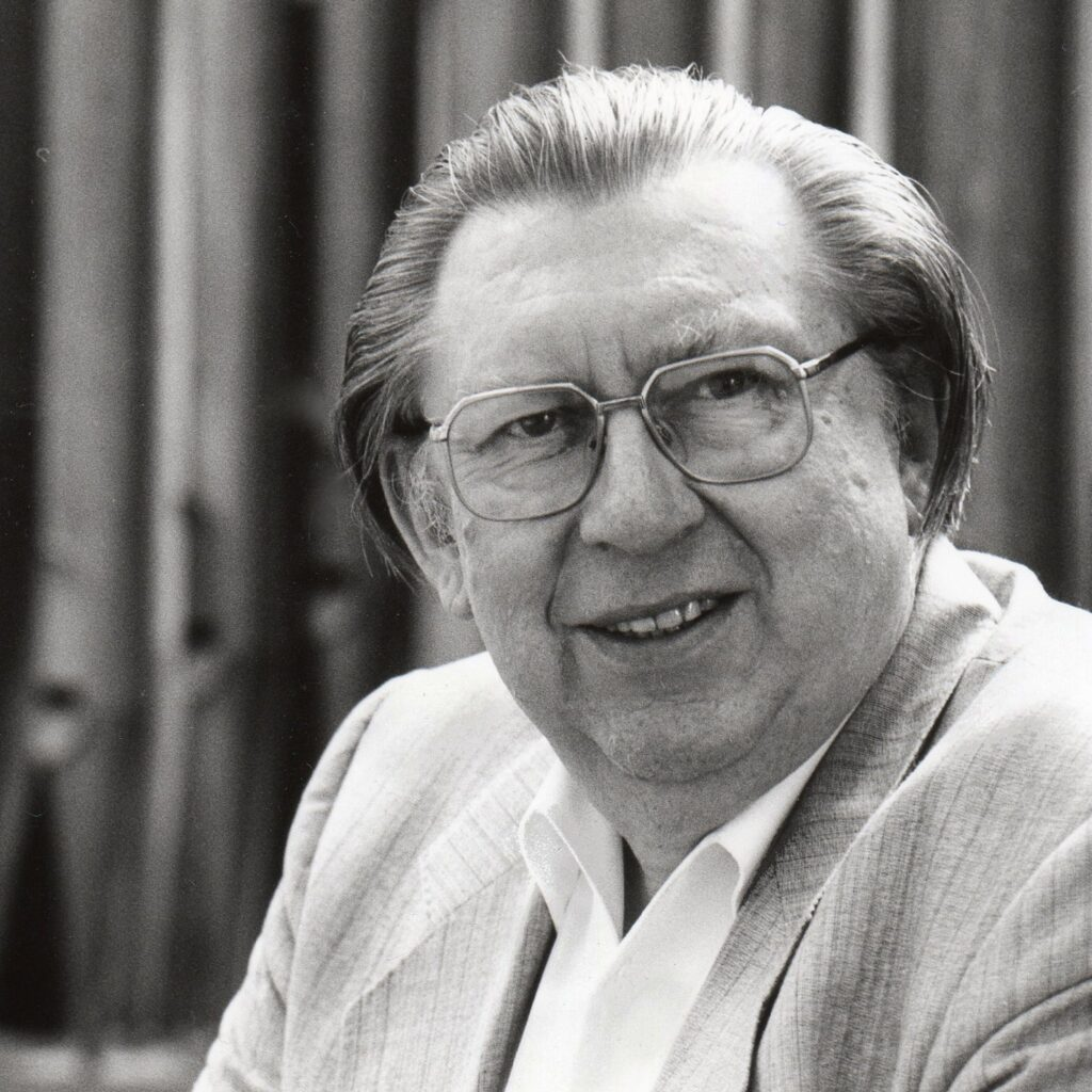 Eberhard Kraus Biographie