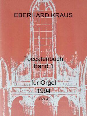 Toccatenbuch Band 1 für Orgel 1994