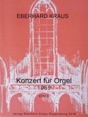 Konzert für Orgel 1969
