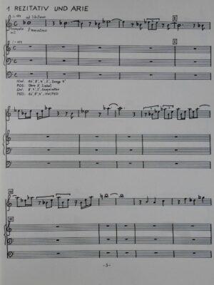 """Eberhard Kraus: Psalm 93 """"Der Herr ist König"""" für Trompete und Orgel"""