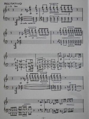 """Eberhard Kraus: Psalm 130 """"Aus der Tiefe rufe ich, Herr, zu dir"""" für Klavier"""