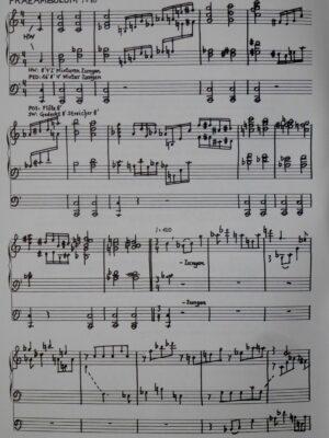 """Eberhard Kraus: Psalm 46 """"Gott ist uns Zuflucht und Stärke"""" für Orgel, Schola und Bläserquartett"""
