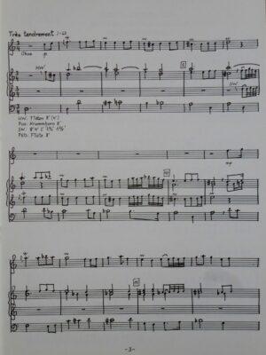 Claude Daquin (1694-1772): Noel d-Moll für Oboe und Orgel bearbeitet
