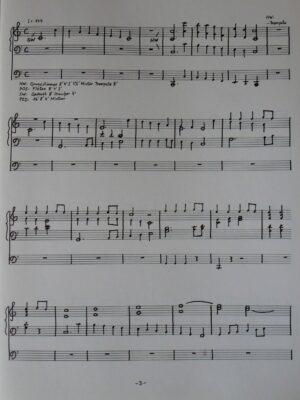 Abbé Georg Joseph Vogler: Fuga la Scala für Orgel bearbeitet