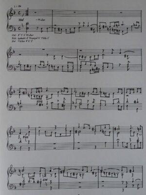 Wolfgang Amadeus Mozart: Große Fuge d-Moll für Orgel bearbeitet