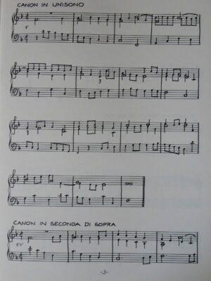 Wolfgang Amadeus Mozart: Vierzehn Attwood-Kanons für Orgel bearbeitet