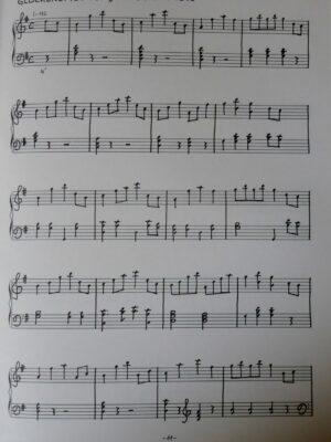 Wolfgang Amadeus Mozart: Favorit-Piècen aus Opern für Orgel bearbeitet