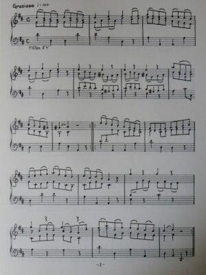 Christoph Willibald Gluck: Airs de Ballets für Orgel bearbeitet
