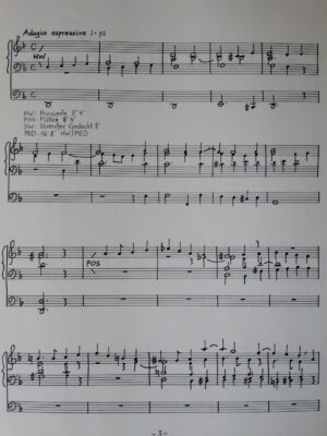 "Christoph Willibald Gluck: Psalm ""De profundis"" für Orgel bearbeitet"