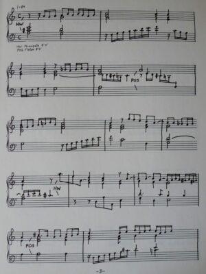 Giovanni Pierluigi da Palestrina: Stabat Mater für Orgel bearbeitet