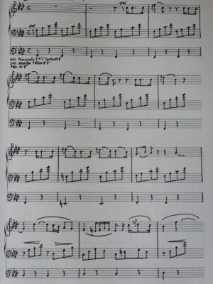 Franz Schubert: Fantasie f-Moll für Orgel bearbeitet