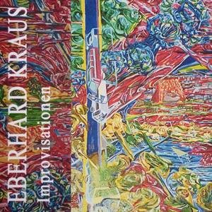 """Doppel-CD """"Improvisationen"""" von Eberhard Kraus"""